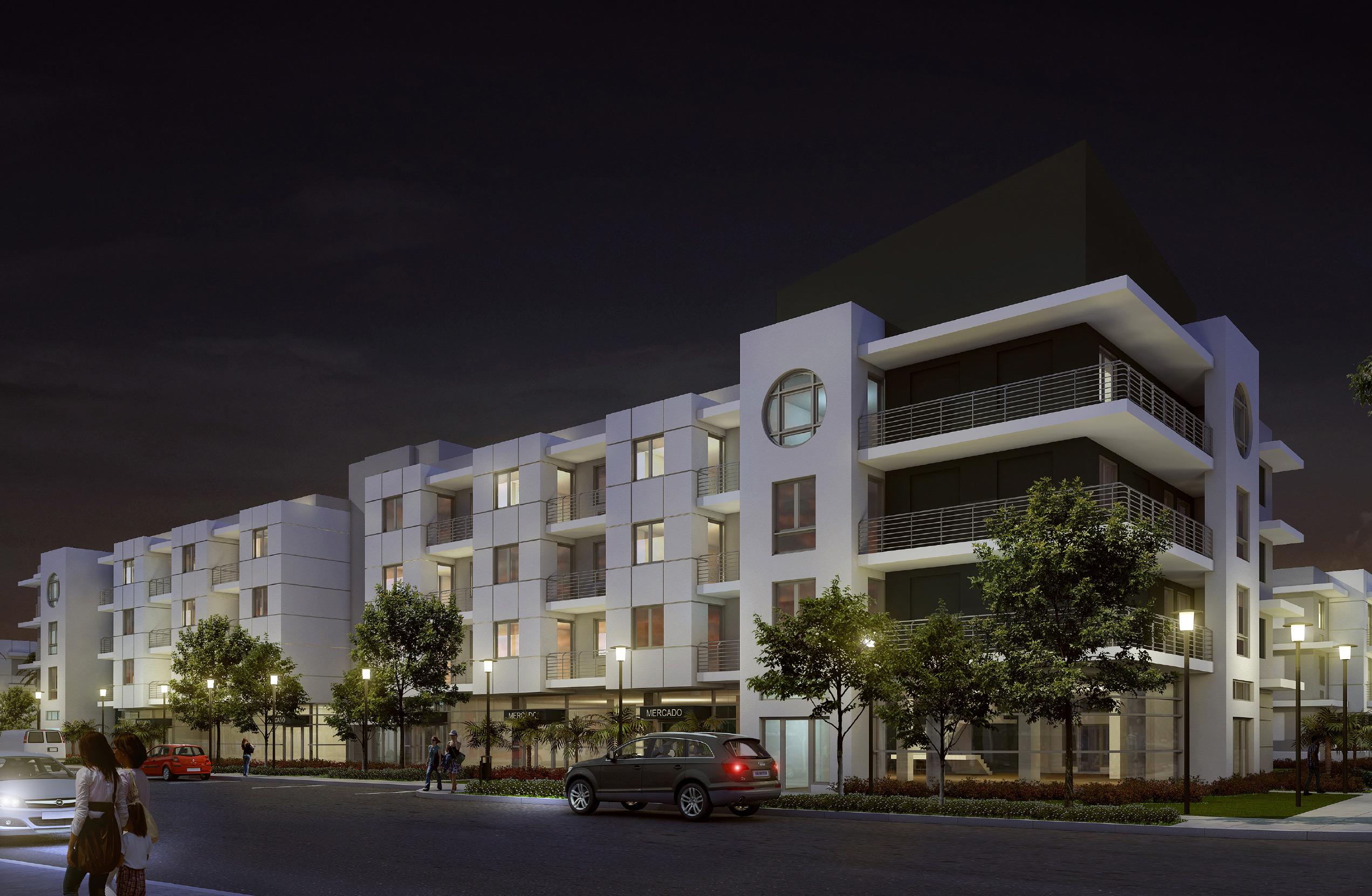 Bayshore Villas-Apartment Rendering-San Juan, PR